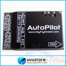 MFD UAV AutoPilot Unit APM compateble Flight Control System w/10 waypoints and G