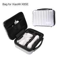 Portable Waterproof Hard Plastic Storage Bag Handbag Carrying Case Suitcase for Xiaomi X8SE Drones Accessories