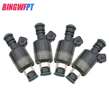 4pcs Fuel Injectors for DAEWOO NEXIA 17124782 17123924 25165453 17103677 ICD00110 17108045 Car Fuel Nozzle Engine Injection