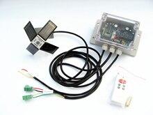 Питания ПОСТОЯННОГО ТОКА с Двойной Осью солнечной трекер линейный привод контроллер полный электронный вс трек