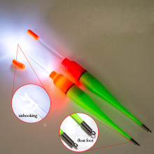 1pcs luminous float fishing glow stick multifunction chemical light fishing floater Fishhook Tie Device Accesorios Pesca FF1006