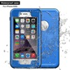 Elexus Full Body Protection Shockproof Case Cover Drop Protection With IP68 Certified For Apple IPhone Iphone6