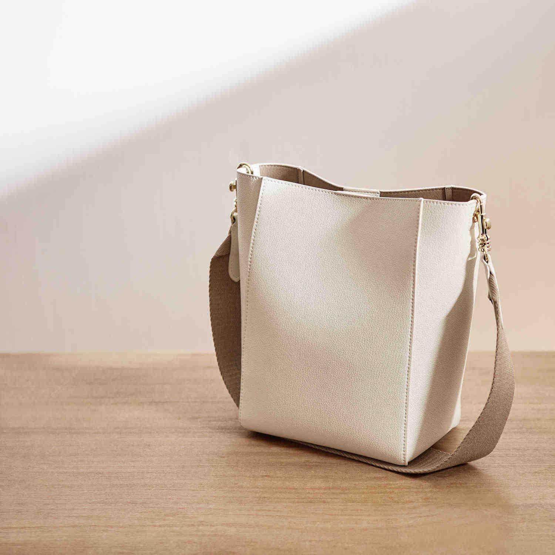 Fashion Kulit Asli Tas Tangan Paket Tali Satu Bahu Desainer Tas Selempang Tas Wanita Vintage Bolsas Feminina Panas