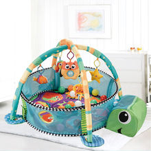 Детский коврик для игр развивающий ползания в тренажерный зал