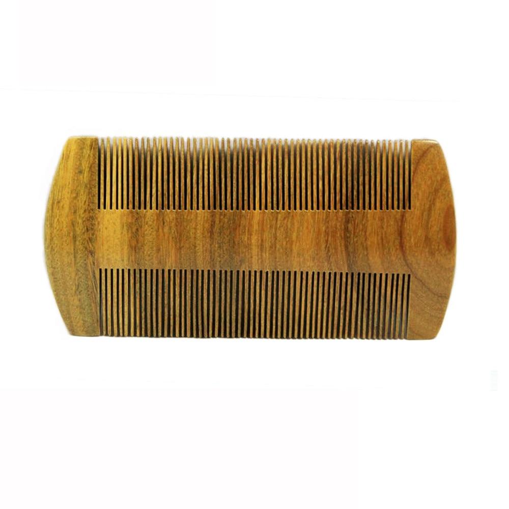 Hair Accessories Wood Comb Pocket Beard Mustache Wooden