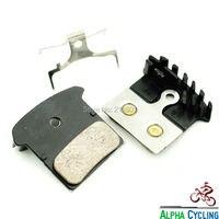 Disc Brake Pads For Shimano M985 M988 Deore XT M785 SLX M666 M675 Deore M615 Alfine