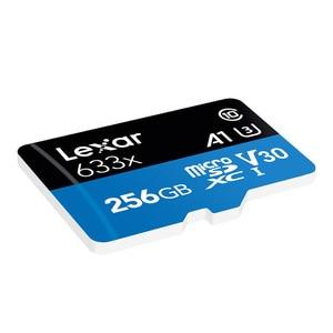 Image 4 - Lexar 95 MB/s micro sd card 633x256 GB di auto schede microsd SDHC di Classe 10 TF di Memoria Flash Card adattatore per Gopro/DJI/Nintendo interruttore