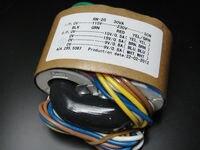 115V/230V 30VA 30W high quality Audio R Core Transformer output AC 15V+15V 9V+9V For DAC headphone amp