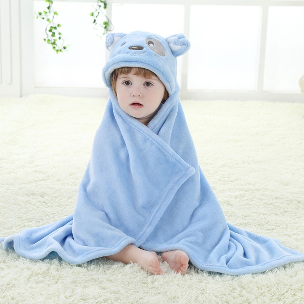 Hooded Bath Towels Toddlers
