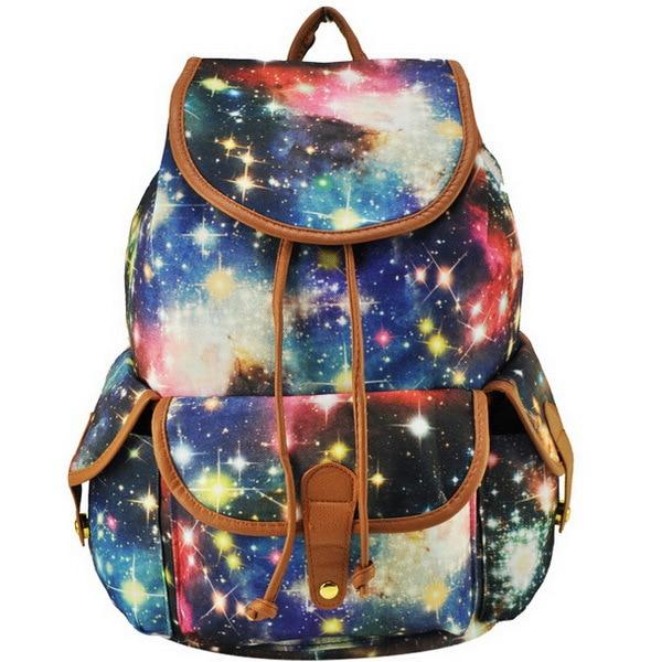 Aliexpress.com : Buy 3 colors 2014 hot star printed school bags ...