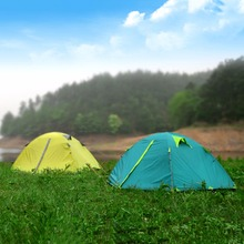 HW2016 NEW arrival  New Two Person Tent Double Wall Extent Outdoor Hiking Backpacking Camping
