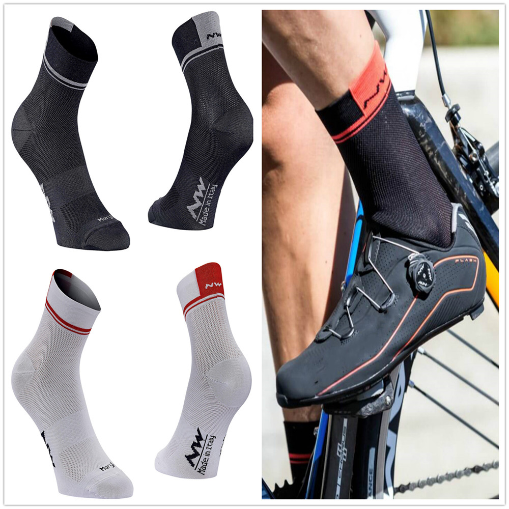 New Sping Summer Cycling Socks Men Bicycle Accessories Sports Outdoor Breathable Mesh Bikes Socks cheji men s outdoor sports cycling breathable mesh fabric padded underpants black xl