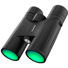 Binoculars 10X42 High Power Telescope BAK4 HD Professional Long Zoom Eyepiece Waterproof All Vision For Hunting Spyglass цена