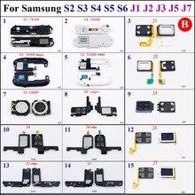 1pcs Loud Speaker Ringer Buzzer Loudspeaker repair parts For Samsung Galaxy S2 S3 S4 S5 S6 S7 edge J1 J2 J3 J5 J7 edge+