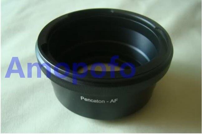 Pentacon 6 Kiev 60 objectif pour Sony Alpha Minolta adaptateur AF A77 A99 A580 A900 A58