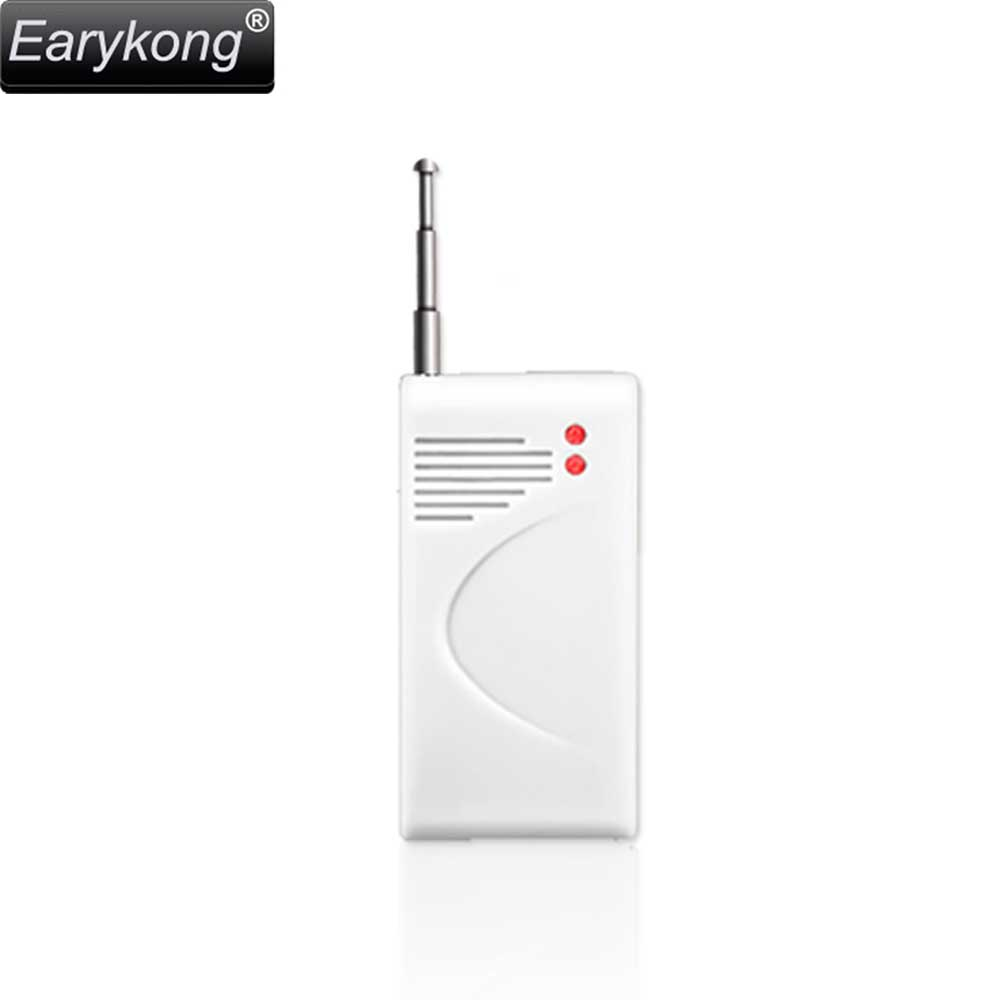 Free Shipping! Vibration Detect Alarm,433MHz Wireless Work, with Antenna, Glass broken, for Home Burglar Security Alarm System free shipping comfortable vibration