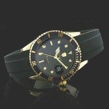 Wealthstar New Designer Watch Men Sports Silicone Strap Quar