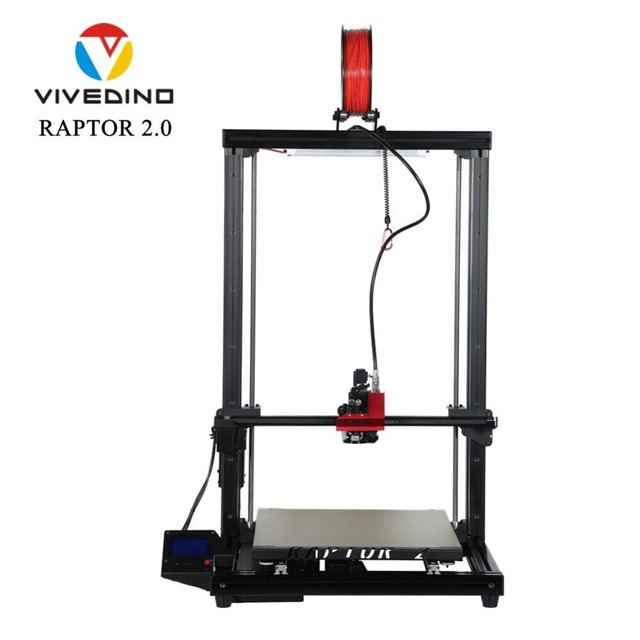 VIVEDINO Raptor 2.0 Extended Version 400x400x700mm