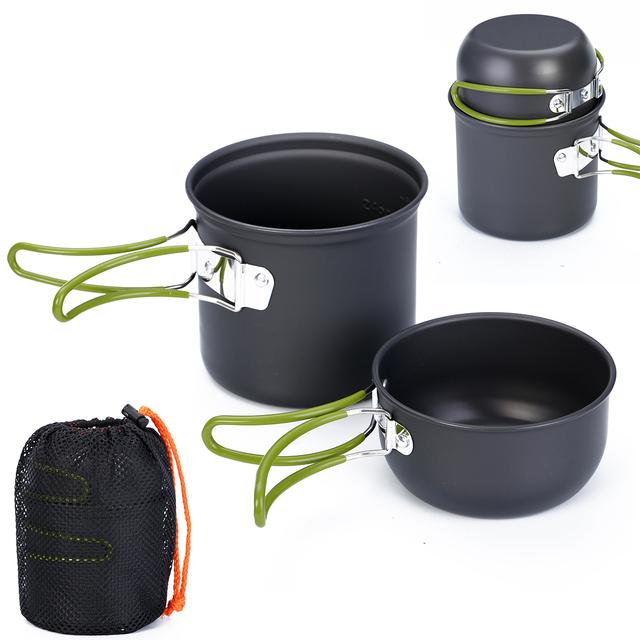 Camping Pans