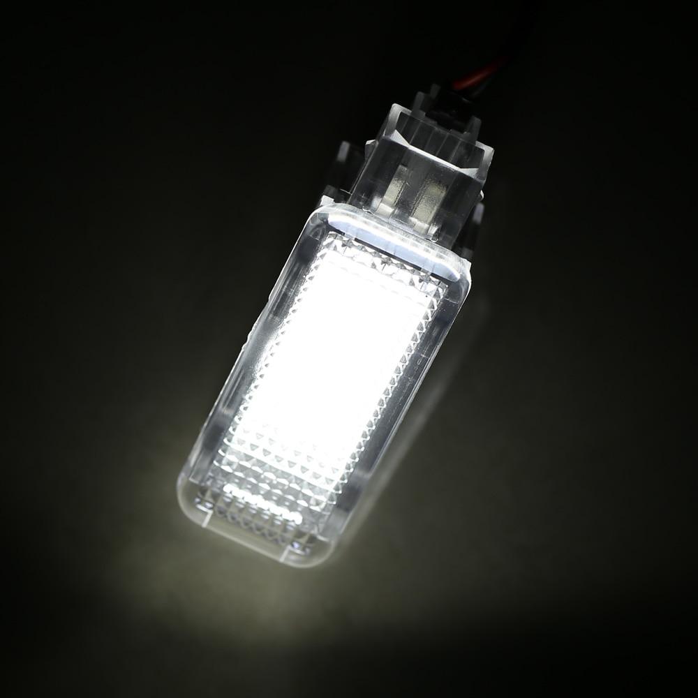 2 kom LED svjetiljka za dobrodošlicu u unutrašnjosti, svjetiljka - Svjetla automobila - Foto 6