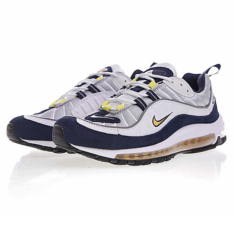 meet 0bc2a c8b35 ... Original New Arrival Nike Air Max 98 Retro Full Palm Cushion Men  Running Shoes,Original ...