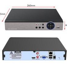 USAFEQLO H.265 1HDD корпус 32CH CCTV NVR 1080P 5M 4K сеть NVR видео видеорегистратор с протоколом Onvif 2,0 для ip-камеры 8MP 2 SATA XMEYE P2P Облако