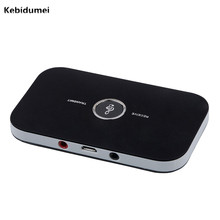 Kebidumei Hi Fi Bluetooth 4.1 Transmitter Mengirimkan Receiver Mini Audio Nirkabel A2DP Stereo Adaptor Portable Player Aux 3.5 Mm(China)