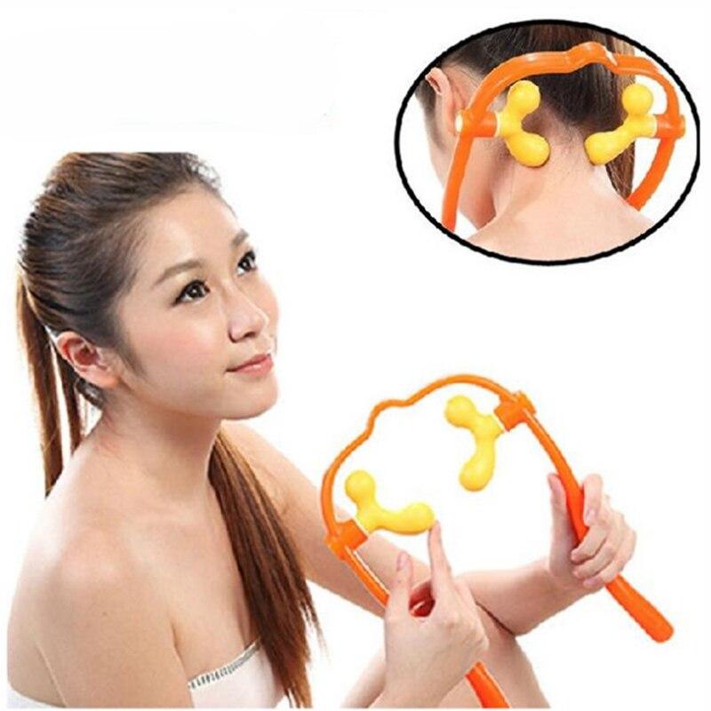 Peelings & Körperbehandlungen 1 Pcs Neueste Hals Und Schulter Therapeutische Dual Trigger Punkt Selbst-massage Werkzeug Körper Pflege Werkzeuge