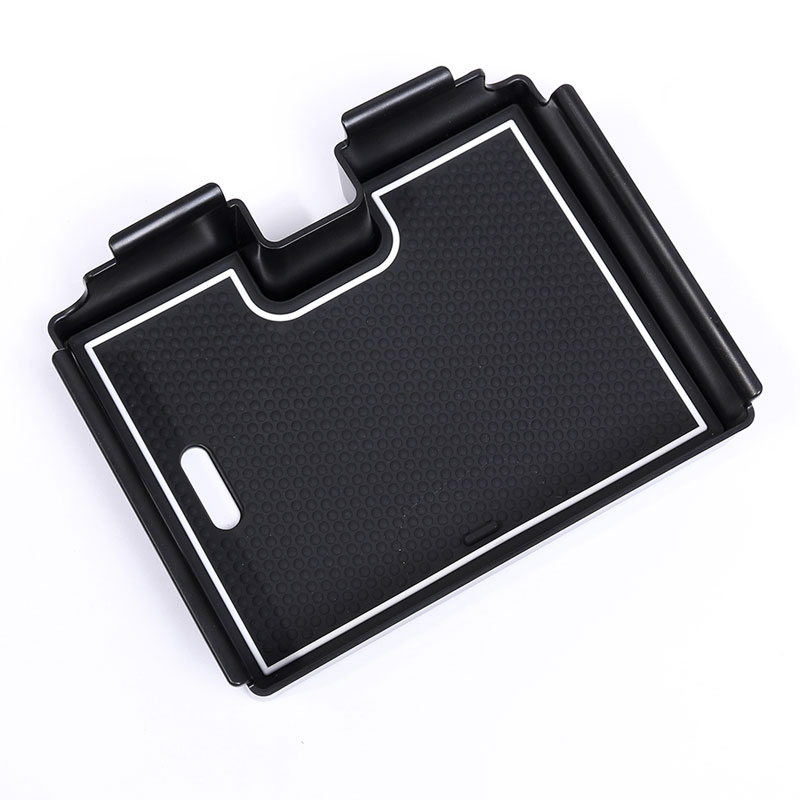 Armrest Storage Box Car Organizer Holder Tray For Land Rover Range Rover Evoque 12-17 Car Accessories