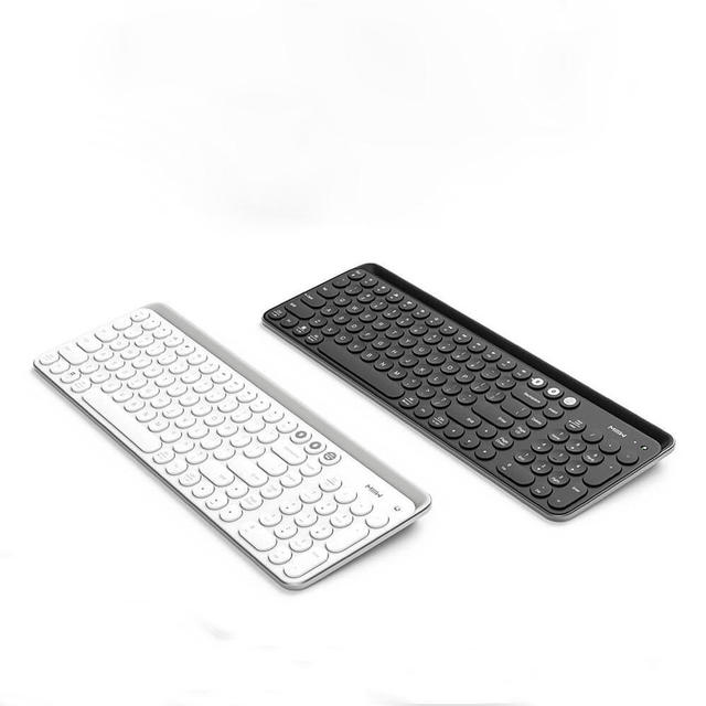 Original Xiaomi Miiiw Bluetooth Dual Mode Keyboard 104 Keys 2 4GHz MultiSystem Compatible Xiomi Wireless Portable