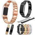 Luxury Classic stainless steel Band for Fitbit Charge 2 smart bracelet High Quality Strap for Charge2 watch bands
