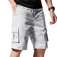 9e720f6f52 Shorts Men Military Short Trousers Plus Size Sweatpants Cargo Shorts Men  Summer Casual Pocket Shorts Brand