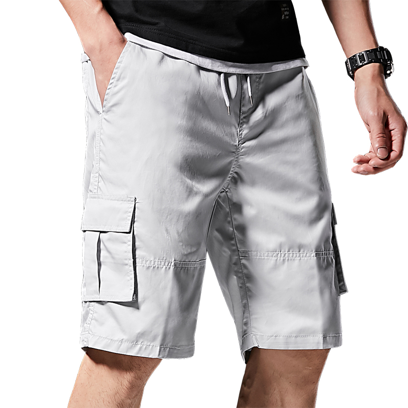 shorts   men military   Short   Trousers Plus Size Sweatpants Cargo   Shorts   Men Summer Casual Pocket   Shorts   Brand Clothing