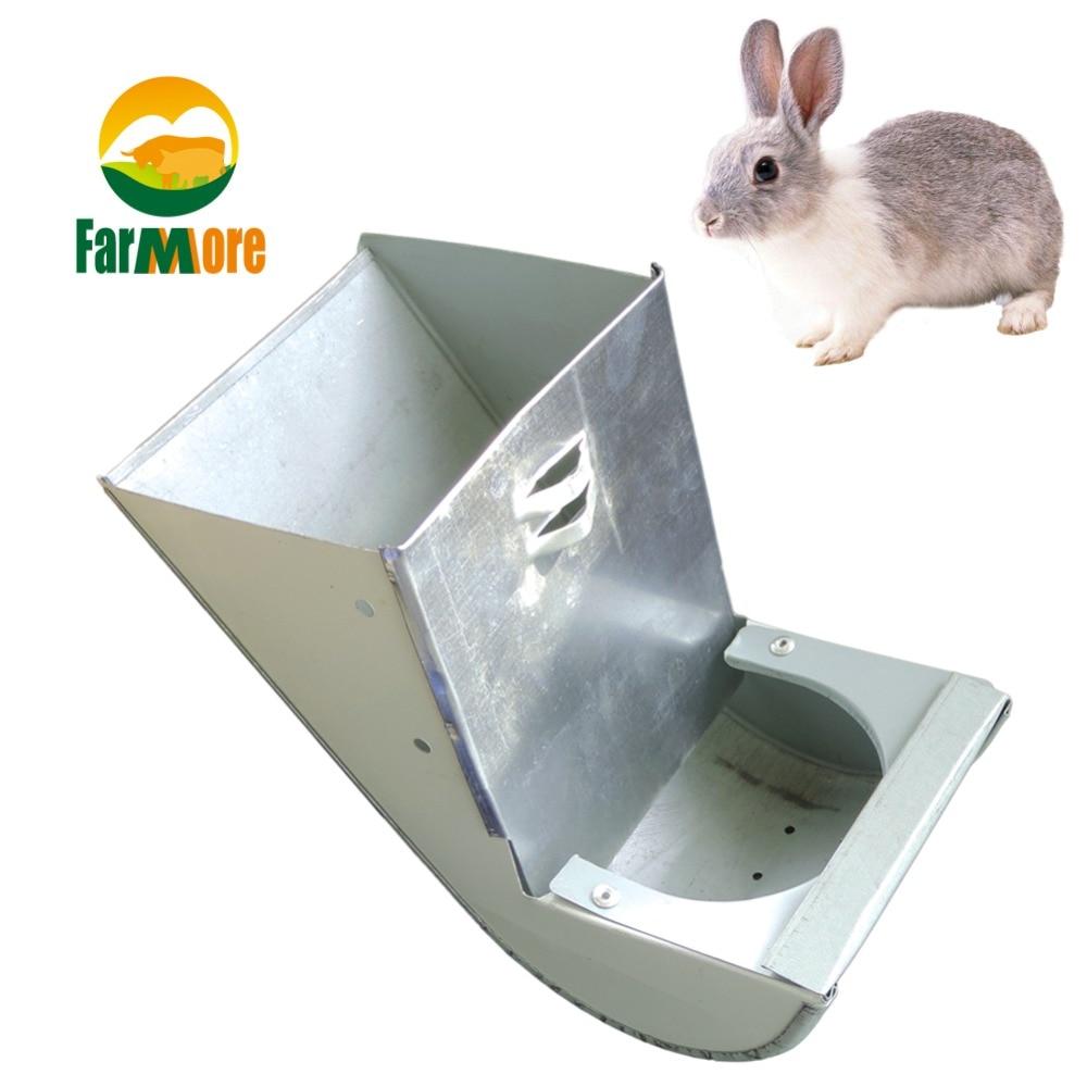 Rabbit Drinker Feeder Bowl Trough Feeder Rabbit Nipple Drinker for Rabbit Farm Pet Animal|nipple drinkers|rabbit nipple drinkerrabbit drinker - AliExpress
