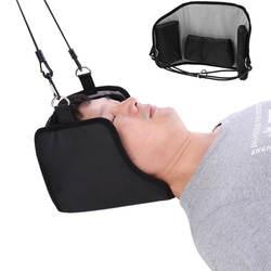 Облегчение боли расслабляющий массажер для шеи гамак домашний офис путешествия портативный Анти-усталость шеи Отдых подушки