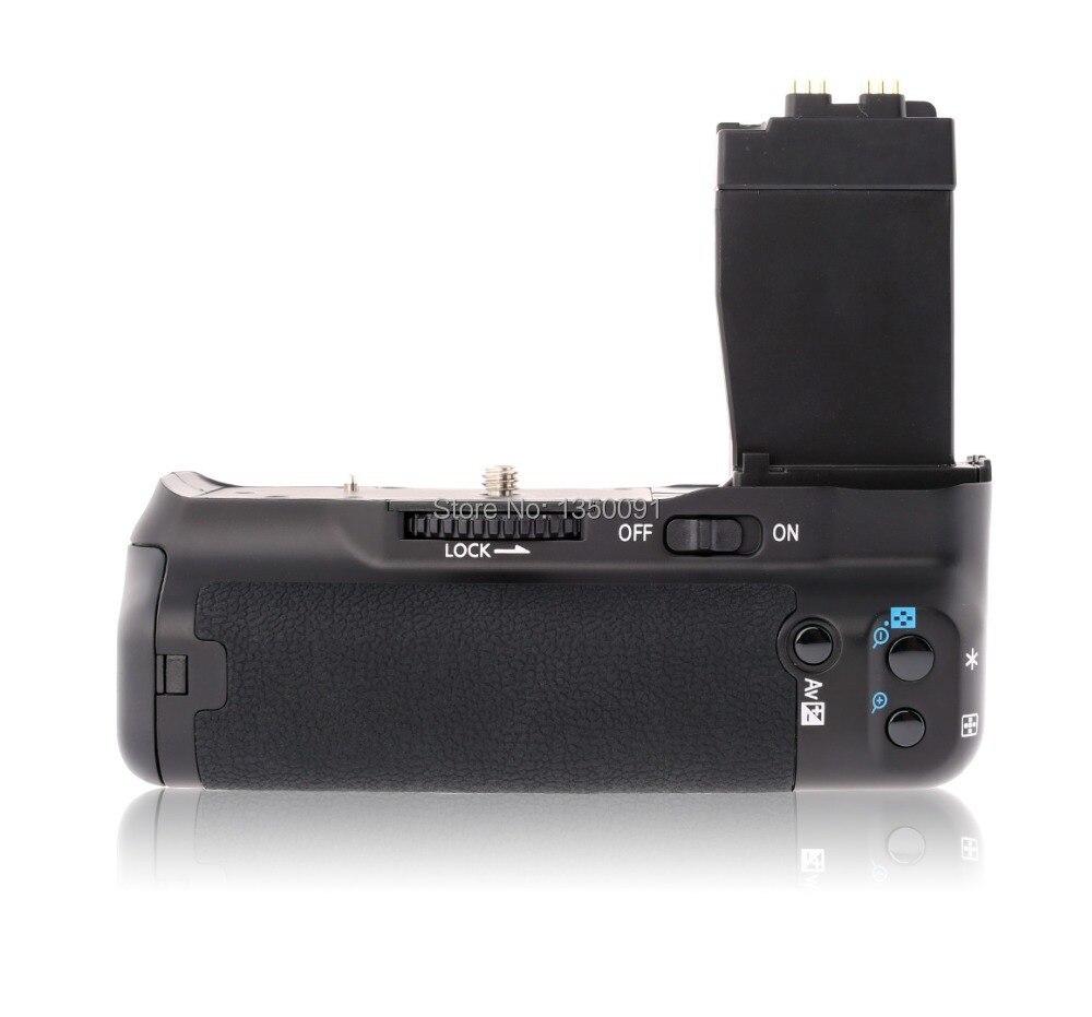 Meike Mk 550d Battery Grip For Canon Eos 600d 650d 700d T5i Baterai Original Acer Aspire One 725 756 Ao725 Ao756 T4i T3i T2i