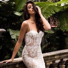 Облегающее кружевное платье seamyla Новое поступление 2021 года