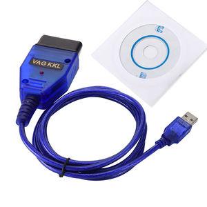 Car USB Vag-Com Interface Cabl