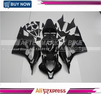 For Honda CBR 600RR 2009 2010 2011 2012 CBR600RR Injection ABS Plastic motorcycle Fairing Kit F5 All Gloss Black