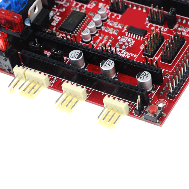 3D Printer Ramps 1.4 Improved Version Reprap Control Board 32bit RAMPS-FD Shield CortexM3 ARM