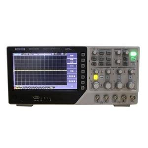Image 5 - Hantek DSO4204B USB Digital Storage Oscilloscope 4 Analog Channels 200mhz Bandwidth 1gsa/s Record Length 64K AC110 220V
