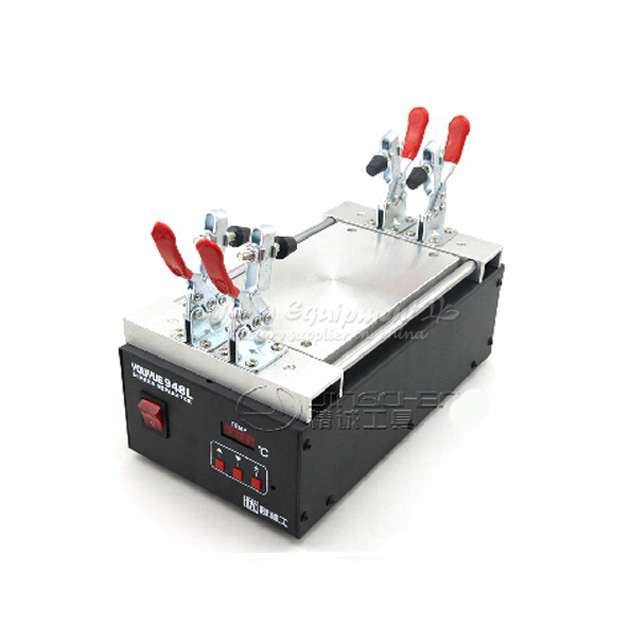 Youyue 948L 7 inch LCD Separator Machine, Touch Screen Separator with 50m cutting wire 110 220v 3pcs lot lcd separator machine lcd repair machine for all brand phones with free cutting wire