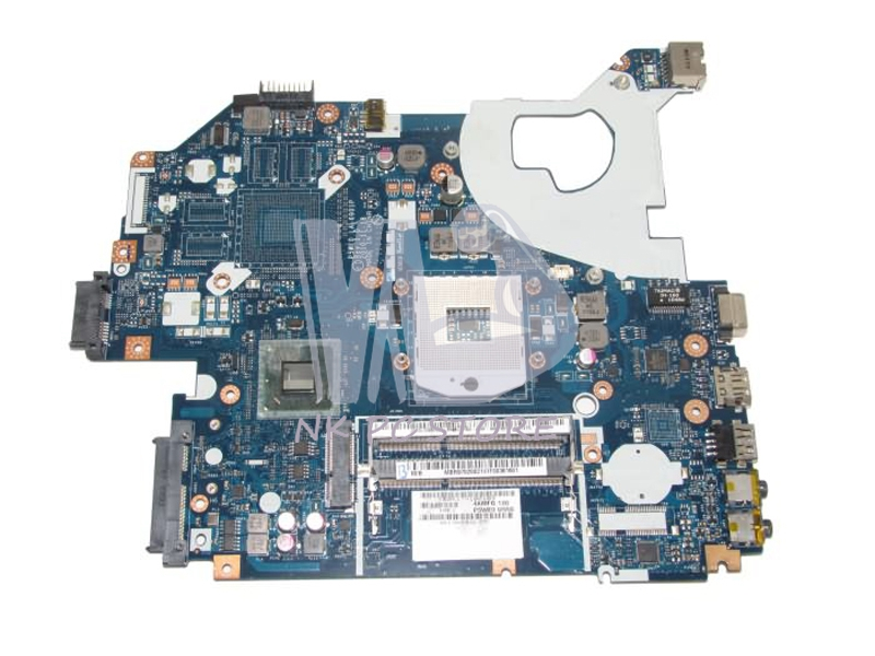 MBR9702002 MB.R9702.002 Main board For Acer 5750 5755 Laptop motherboard HM65 GMA HD DDR3 P5WE0 LA-6901P mb rn60p 001 mbrn60p001 main board for acer aspire 7739 7739z laptop motherboard hm55 ddr3 gma hd