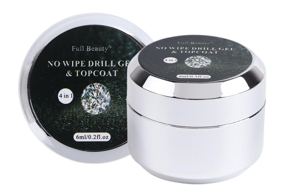 Metallic Mirror Nail Gel Polish  (5)