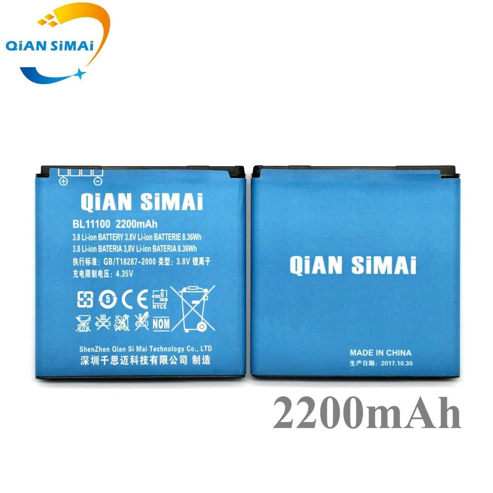 QiAN SiMAi New BL11100 2200mAh Battery For HTC Desire U V VC X T328D T328e T328T T328W T327D T327T T327W T329D T329T T329