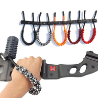 High Qulity Archery Compound Bow Sling Adjustable Braided Parachute Cord Bow Wrist Sling Bow Sling Strap