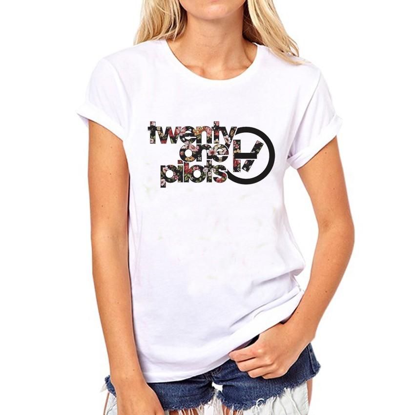 HTB1Oc7dOFXXXXXtapXXq6xXFXXXr - Twenty One Pilots T Shirt Summer Short Sleeve