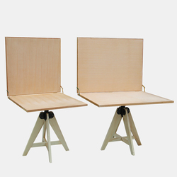 Oil Paint Easel Folding Lifting Caballete De Pintura Artist Student Easel for Painting Art Still Life Table Wooden Drawing Table