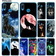 Domineering Wolf For Huawei P30 P20 Lite Pro P10 Li