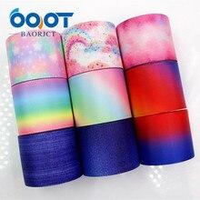 OOOT BAORJCT G-18604-340 38 мм 10 ярдов мультфильм цветные ленты термотрансферные печатные корсажные Свадебные DIY ручной работы материал